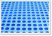Perforated Sheet Speaker Grille